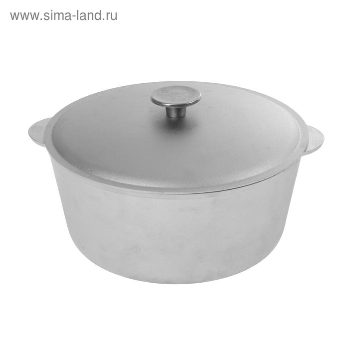 Кастрюля литая 5 л с крышкой