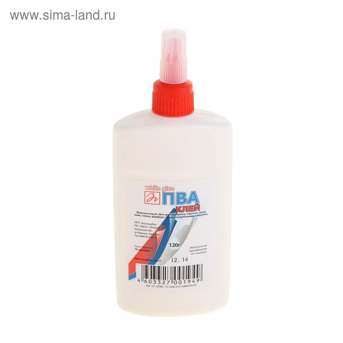 Клей ПВА 120 г Экспоприбор ОФИС 12-120BL