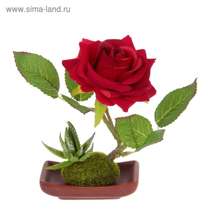 """Композиция """"Фантазия"""" (роза, микс)"""