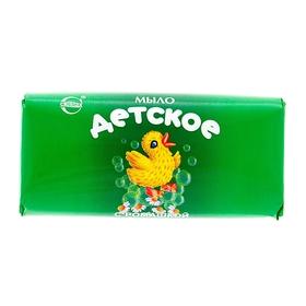 Мыло 'Детское' с экстрактом ромашки, 100 гр. Ош