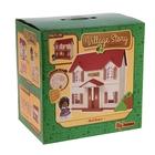 Игровой набор «Домик с красной крышей»
