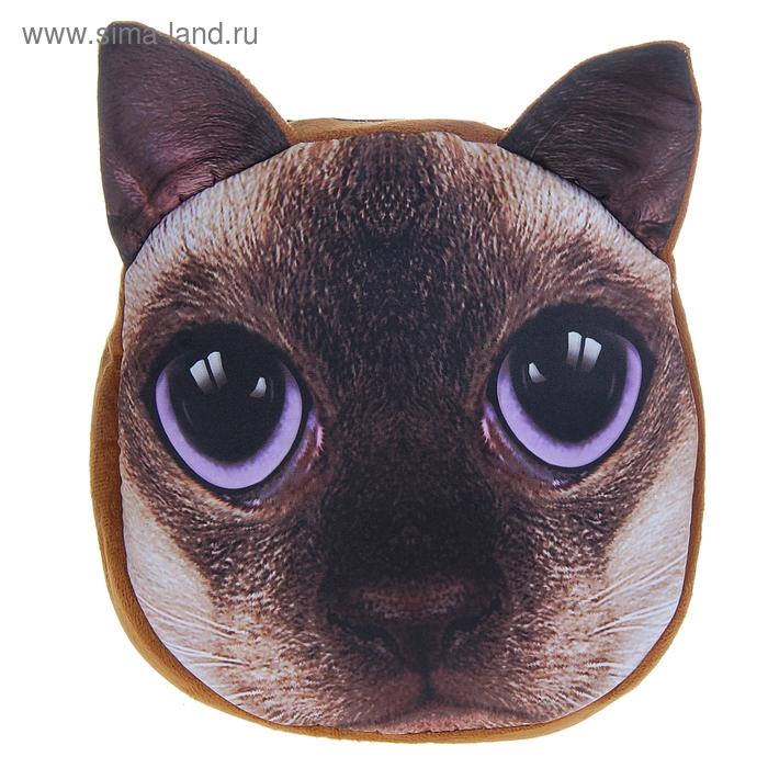 """Мягкий рюкзак """"Сиамская кошка"""""""