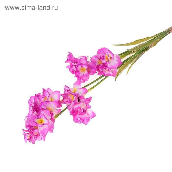 """Цветы искусственные """"Льнянки"""" (розовые)"""