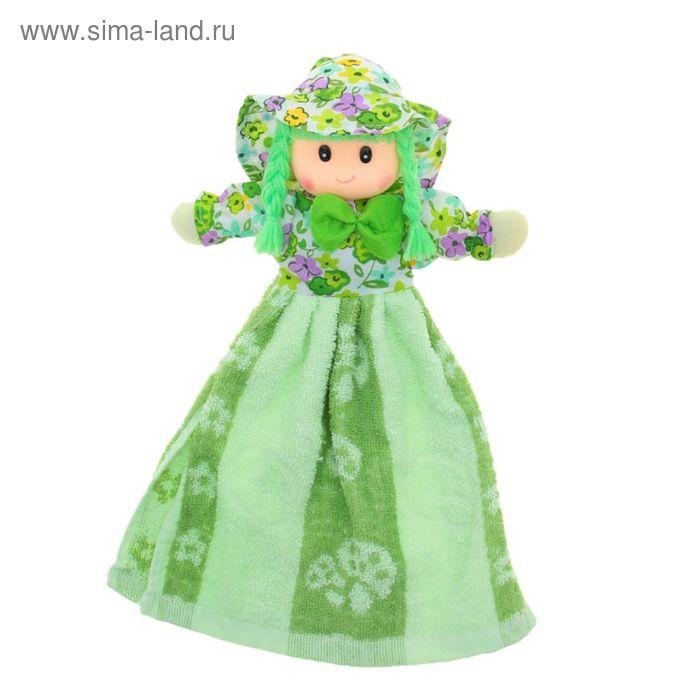 "Мягкая игрушка кукла полотенце ""Нина"", цвета МИКС"