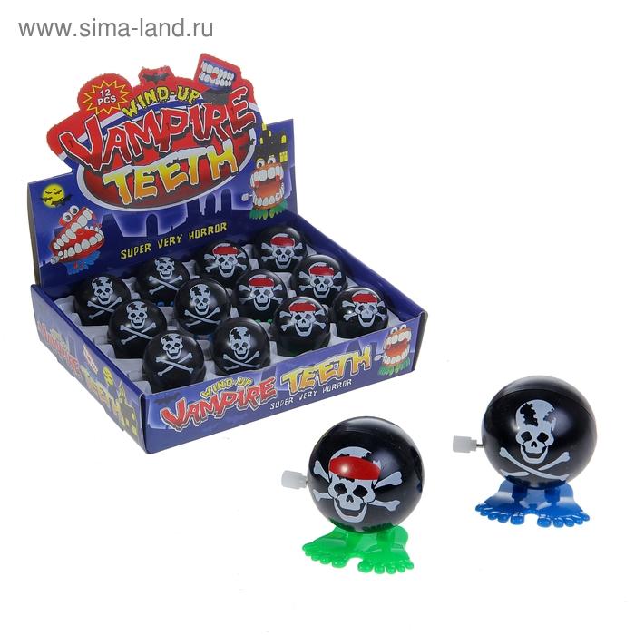 """Прикол игрушка заводная """"Пираты"""", ходит"""