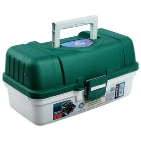 Ящик рыболовный ЯР-3, размер 44х22х20 см, 3 лотка