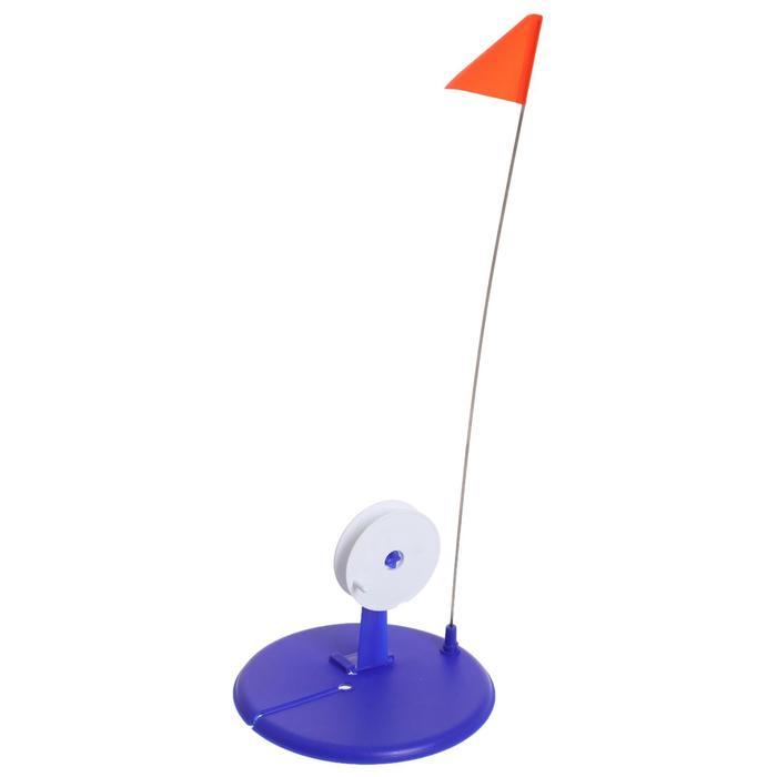 Жерлица круглая с прямой стойкой d=190 мм