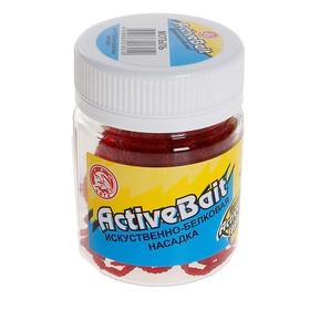 Мотыль ActiveBait искусственно-белковая насадка