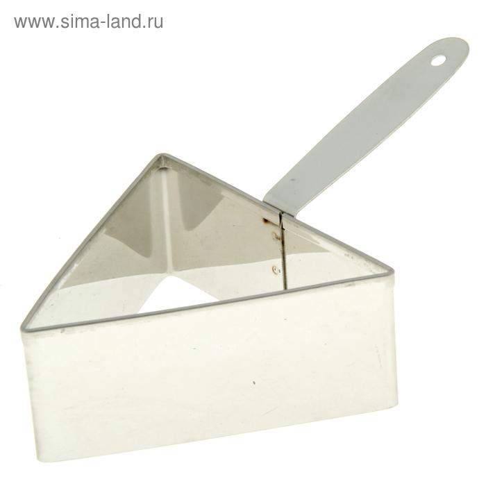 """Форма для выкладки с ручкой """"Треугольник"""""""