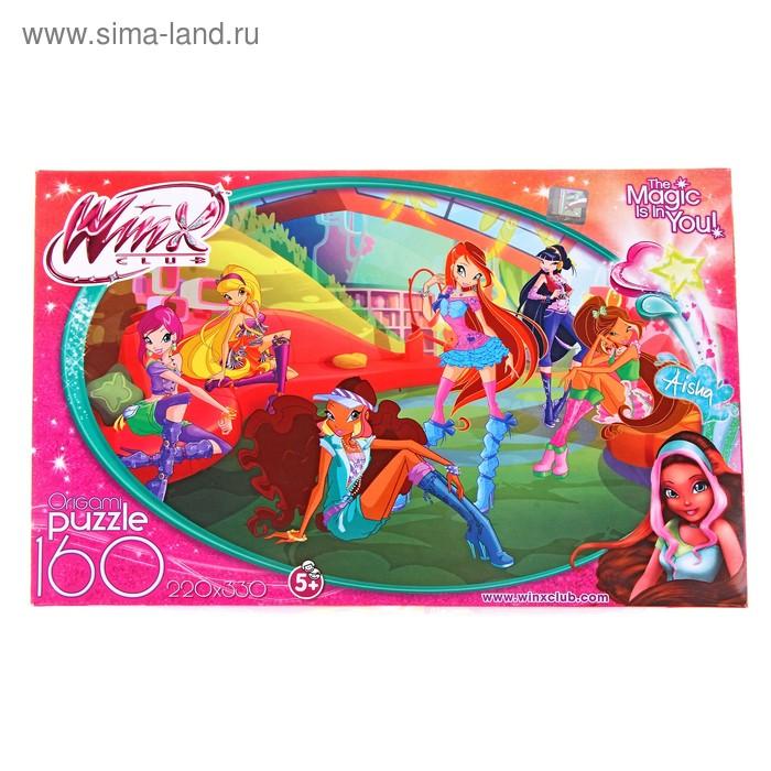 """Пазлы """"Aisha"""", 160 элементов"""