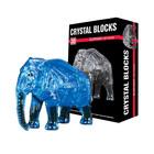 """Пазл 3D кристаллический, """"Слон"""", 41 деталь"""