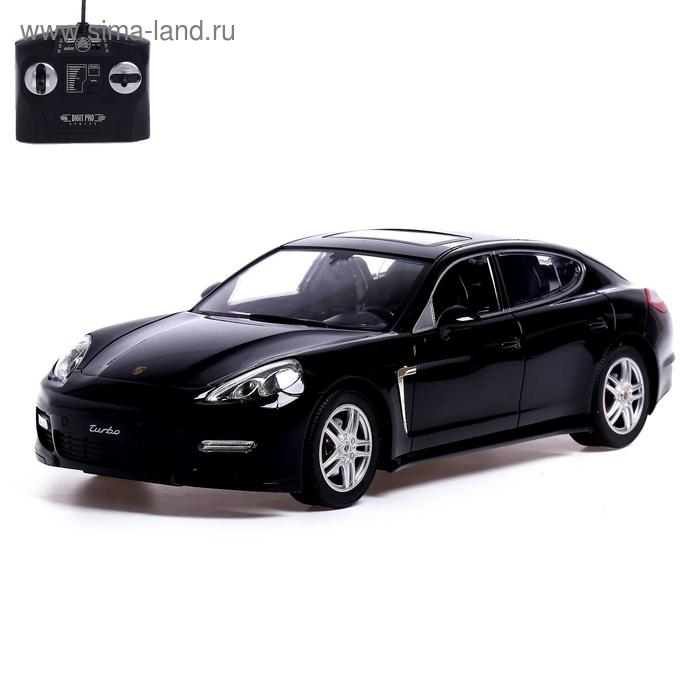 Машина на радиоуправлении Porsche Panamera, масштаб 1:14, МИКС