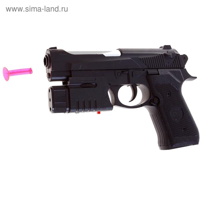 """Пистолет пневматический """"Кольт"""", с лазером"""