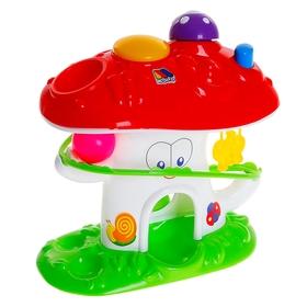 """Развивающая игрушка """"Забавный гриб"""""""