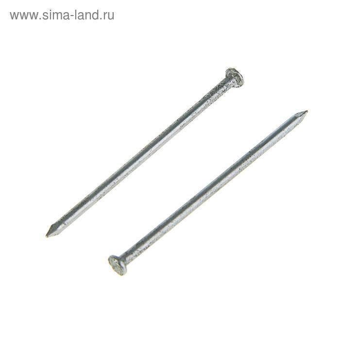 Гвозди строительные без покрытия 2,5х60 мм, 500 г