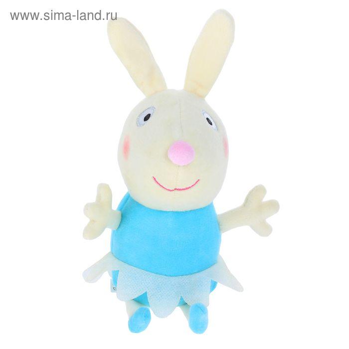 """Мягкая игрушка """"Кролик Ребекка балерина"""""""