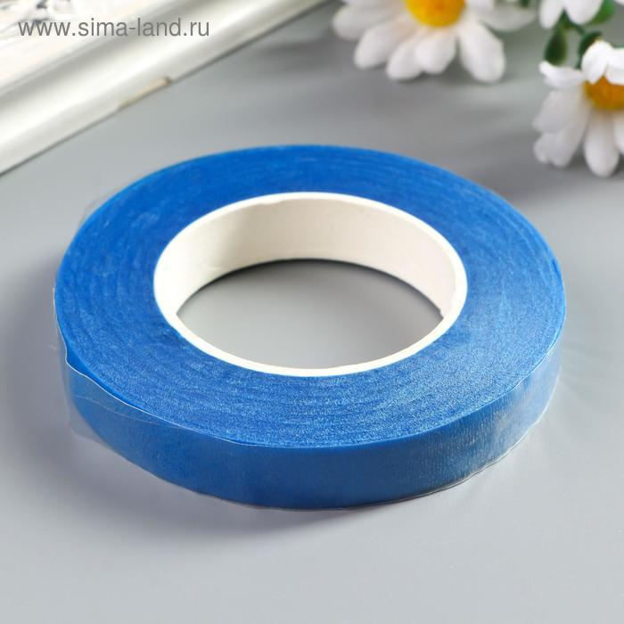 """Тейп-лента """"Синяя"""" намотка 27,3 метра ширина 1,2 см"""