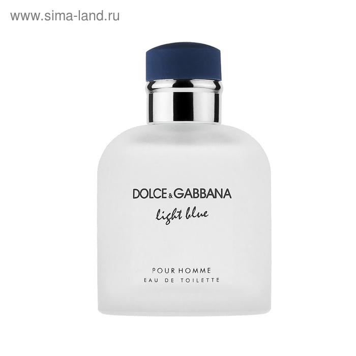 Туалетная вода Dolce & Gabbana Light Blue Pour Home, 125 мл