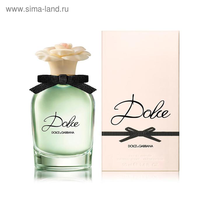 Парфюмированная вода Dolce&Gabbana Dolce, 50 мл
