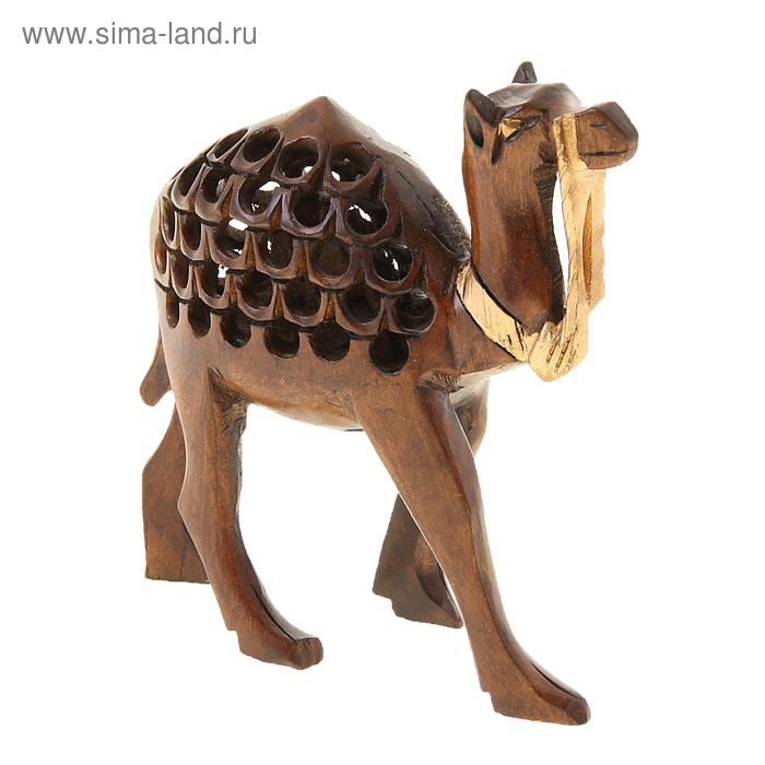 """Сувенир """"Выносливый верблюд"""""""