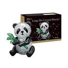 "Пазл 3D кристаллический, ""Панда"", 57 деталей"