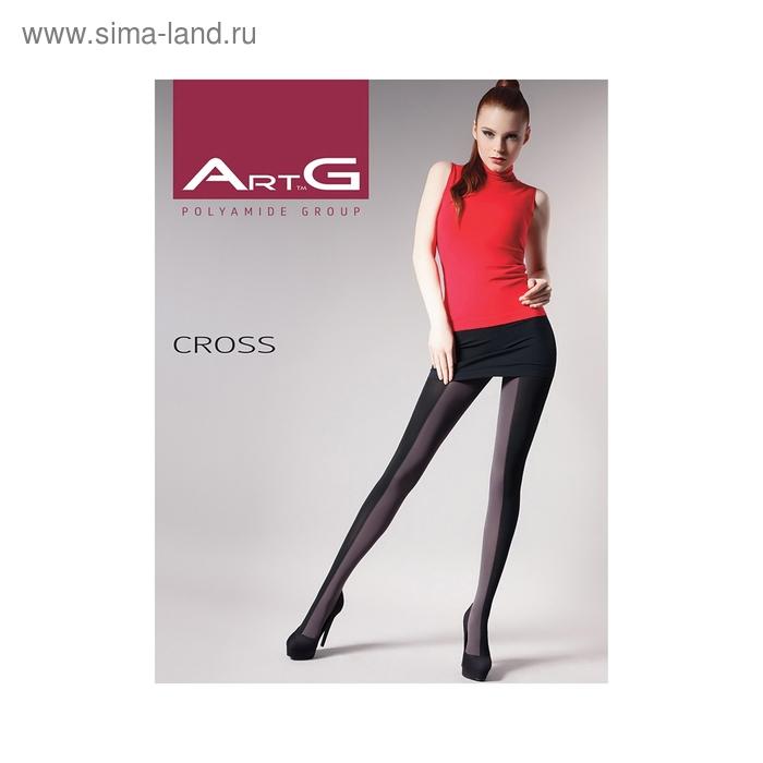 Колготки женские ARTG CROSS 60 (1) (navy, 3)