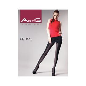 Колготки женские ARTG CROSS 60 (1) (navy, 4)