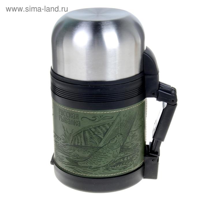"Термос для супа ""Русская рыбалка"" 600 мл 1008557"