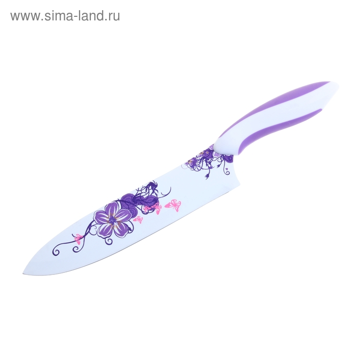 """Нож с антиналипающим покрытием 20 см """"Истрия"""""""