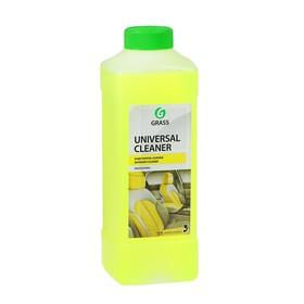 Очиститель обивки Grass Universal-cleaner, 1 л, бутылка