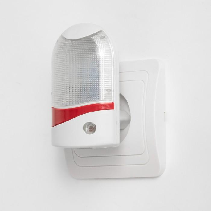"""Ночник """"Маленький робот"""" с датчиком света МИКС"""