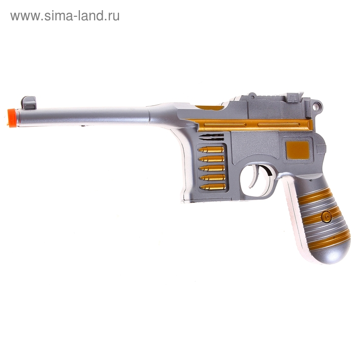 """Пистолет-трещотка """"Маузер"""""""
