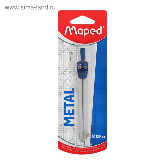 Циркуль металлический Maped Start 130мм с грифелем блистер