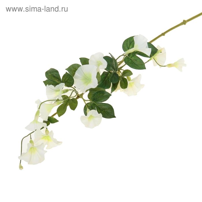 """Цветы искусственные """"Утренняя заря"""" белые"""