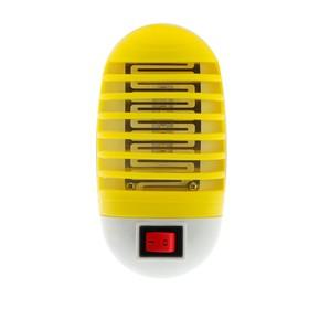 Уничтожитель насекомых электрический, 9.5 см, УФ-светодиоды, 220 В микс Ош