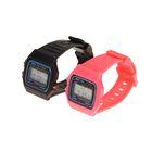 Часы наручные женские, электронные, с силиконовым браслетом Bei Ta микс