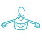Вешалка-плечики размер 29,5 для детской одежды, цвет МИКС