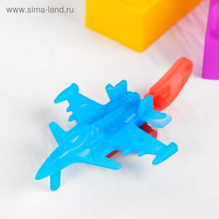 """Стрелялка """"Реактивный самолет"""", цвета МИКС"""