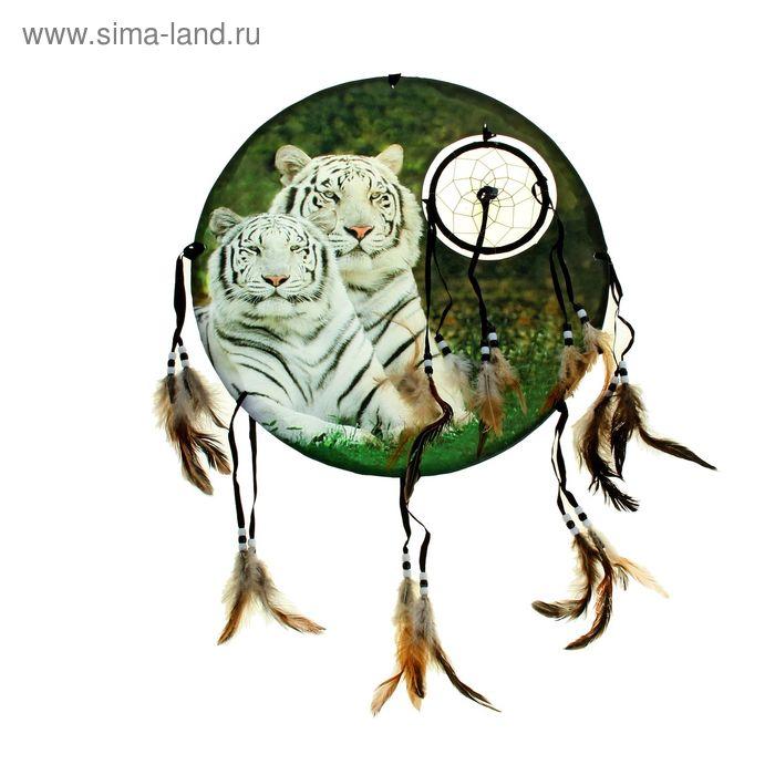 """Ловец снов """"Белые тигры"""""""