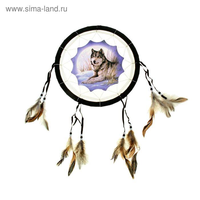 """Ловец снов """"Волк на закате"""""""