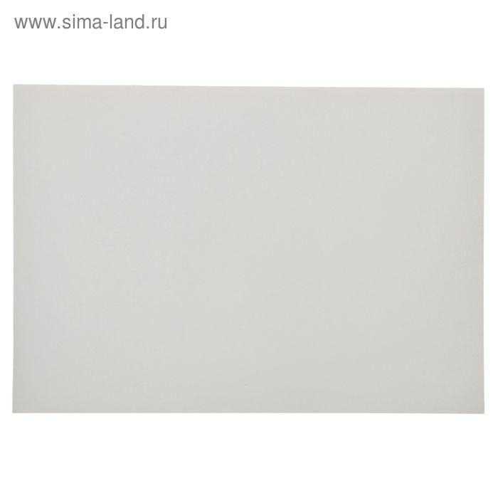 Доска разделочная, 50*35*1,5 см, белая