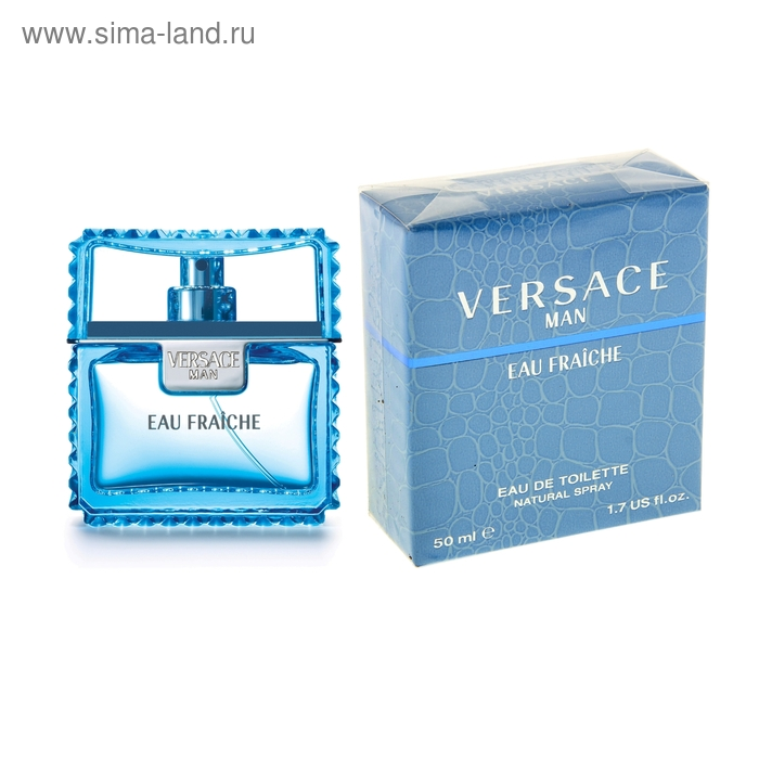 Туалетная вода Versace Eau Fraiche, 50 мл