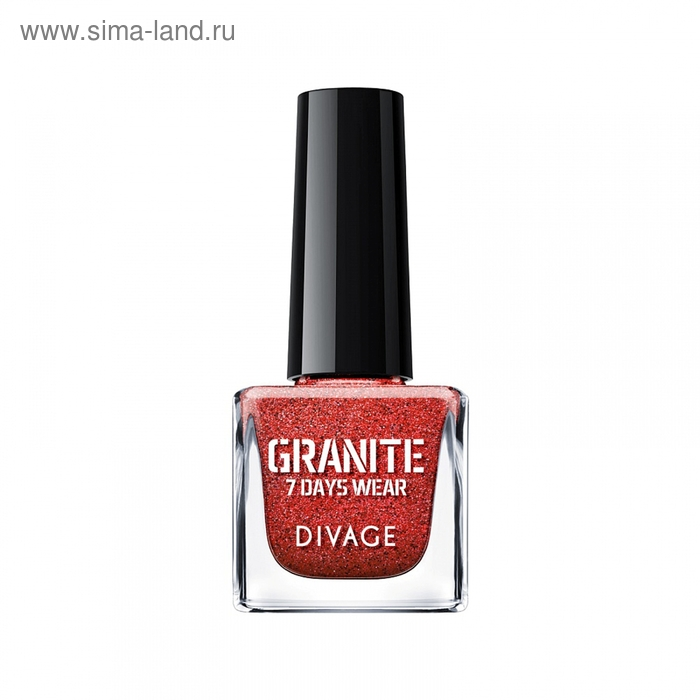 Лак для ногтей Divage Granite № 08