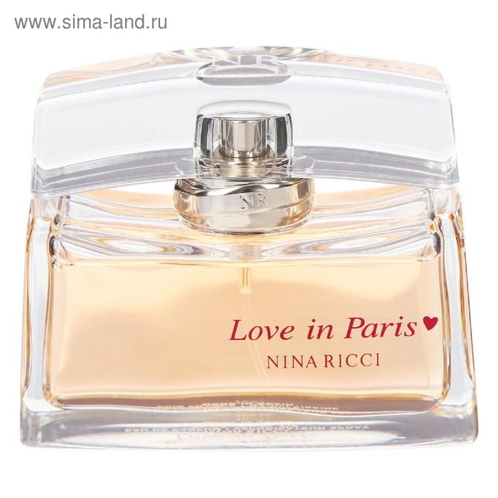 Парфюмерная вода Nina Ricci Love In Paris 50 мл