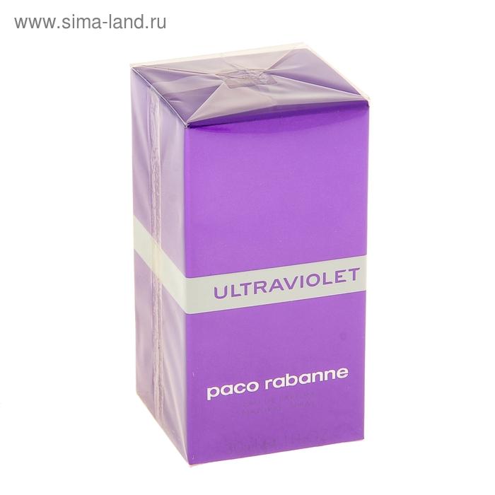 Парфюмерная вода-спрей Paco Rabanne Ultraviolet, 30 мл