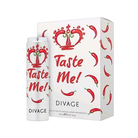 Туалетная вода Divage Princess D Taste me, 20 мл Ош