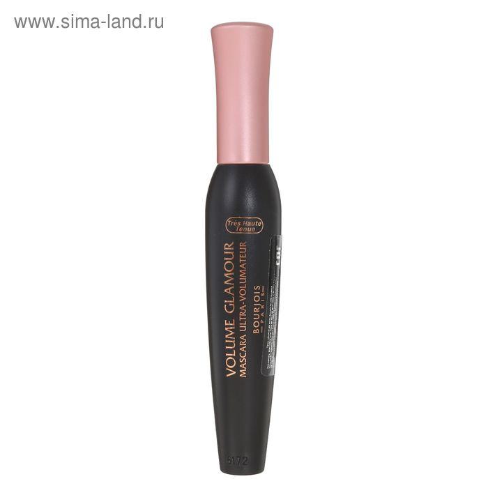 Тушь для ресниц Bourjois volume glamour увеличивающая объем, черная, 11 мл
