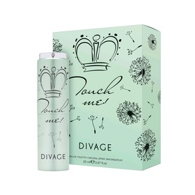 Туалетная вода Divage Princess D Touch me, 20 мл Ош