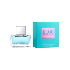 Туалетная вода Antonio Banderas Blue Seduction Woman, спрей, 50 мл