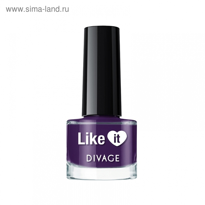 Лак для ногтей Divage Like It № 10